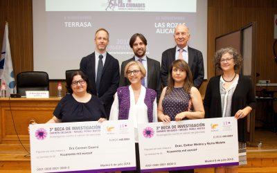 80.000 euros para investigación contra el cáncer de páncreas.