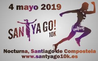 4 de Mayo de 2019 – Carrera San Yago contra el cáncer de páncreas.
